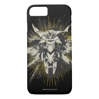 Batman on Bike iPhone 8/7 Case