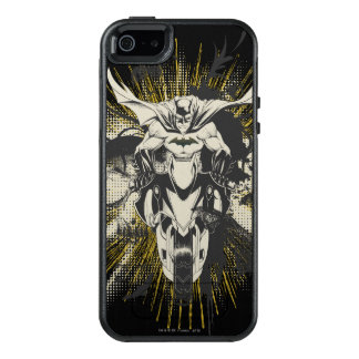 Batman on Bike OtterBox iPhone 5/5s/SE Case