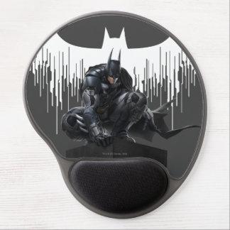 Batman Perched on a Pillar Gel Mouse Mat
