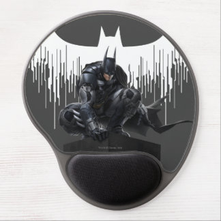Batman Perched on a Pillar Gel Mouse Pad