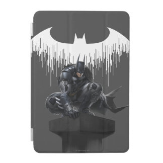 Batman Perched on a Pillar iPad Mini Cover