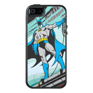 Batman Perches OtterBox iPhone 5/5s/SE Case