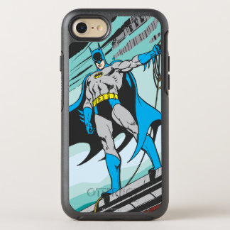 Batman Perches OtterBox Symmetry iPhone 8/7 Case