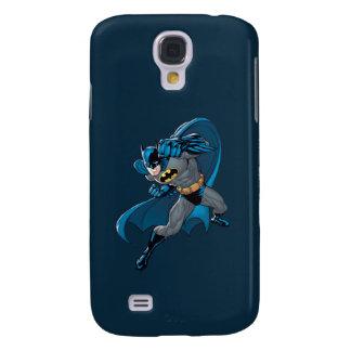 Batman Punch 3 Galaxy S4 Case