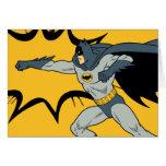 Batman Punch Cards