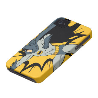 Batman Punch iPhone 4 Cover