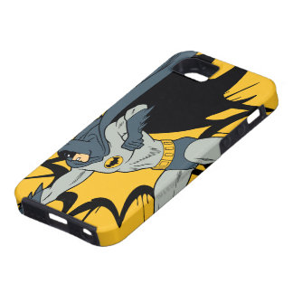 Batman Punch iPhone 5 Case