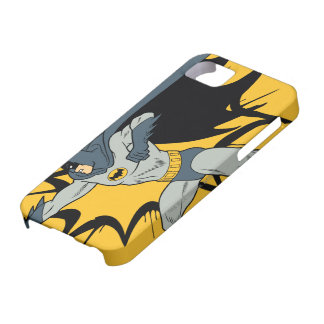 Batman Punch iPhone 5 Cases