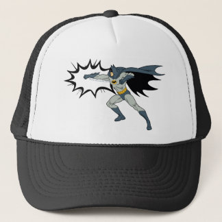 Batman Punch Trucker Hat