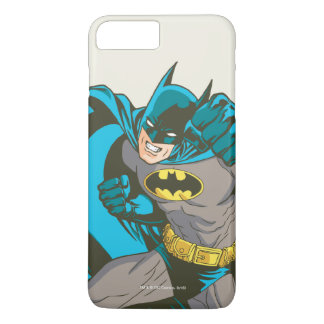 Batman Punching 1 iPhone 8 Plus/7 Plus Case