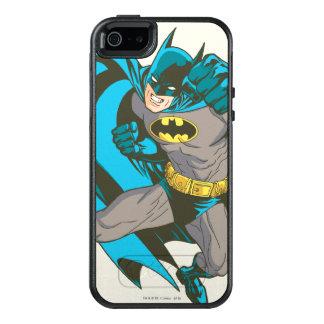 Batman Punching 1 OtterBox iPhone 5/5s/SE Case
