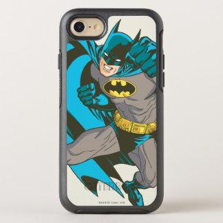 Batman Punching 1 OtterBox Symmetry iPhone 8/7 Case