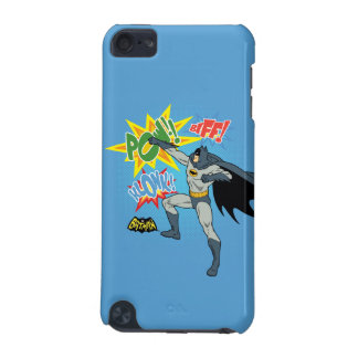 Batman Punching Graphic iPod Touch 5G Covers