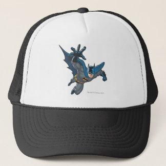 Batman Reaches Forward Trucker Hat