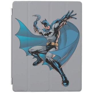 Batman ready to throw iPad cover