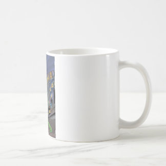 Batman - Riddler Coffee Mug