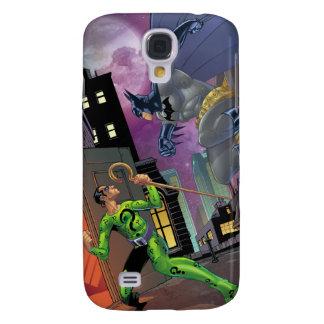 Batman - Riddler Galaxy S4 Case