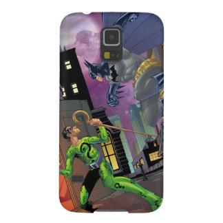 Batman - Riddler Galaxy S5 Covers