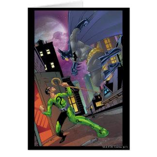 Batman - Riddler Greeting Card