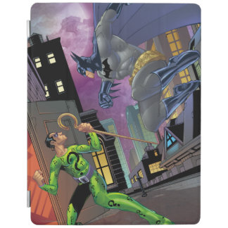 Batman - Riddler iPad Cover