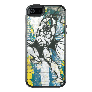 Batman - Rise Up Collage 2 OtterBox iPhone 5/5s/SE Case