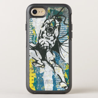Batman - Rise Up Collage 2 OtterBox Symmetry iPhone 8/7 Case