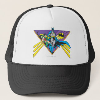 Batman & Robin 2 Trucker Hat