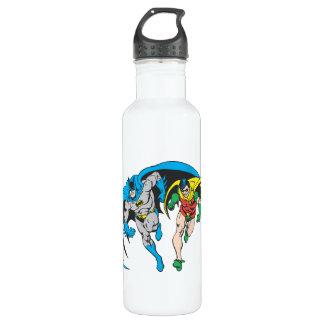 Batman & Robin 710 Ml Water Bottle
