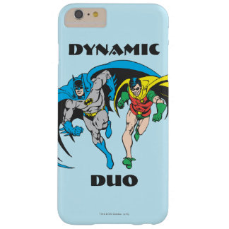 Batman & Robin Barely There iPhone 6 Plus Case