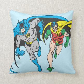 Batman & Robin Cushion
