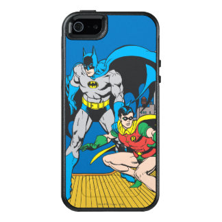 Batman & Robin Escape OtterBox iPhone 5/5s/SE Case