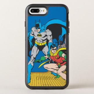 Batman & Robin Escape OtterBox Symmetry iPhone 8 Plus/7 Plus Case