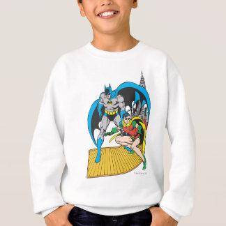 Batman & Robin Escape Sweatshirt