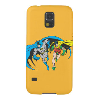 Batman & Robin Galaxy S5 Cover