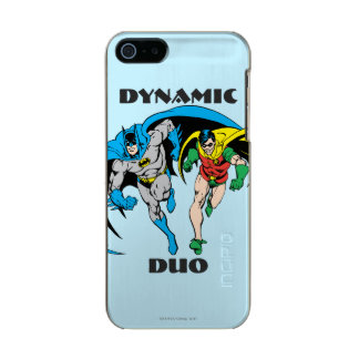 Batman & Robin Incipio Feather® Shine iPhone 5 Case