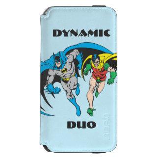 Batman & Robin Incipio Watson™ iPhone 6 Wallet Case