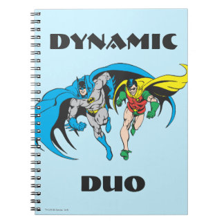 Batman & Robin Notebook