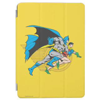 Batman & Robin Profile iPad Air Cover