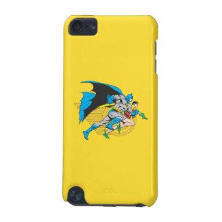 Batman & Robin Profile iPod Touch (5th Generation) Case