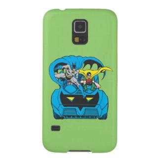 Batman & Robin Ride Batmobile Case For Galaxy S5
