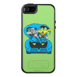Batman & Robin Ride Batmobile OtterBox iPhone 5/5s/SE Case