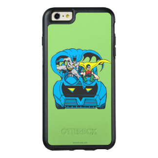 Batman & Robin Ride Batmobile OtterBox iPhone 6/6s Plus Case