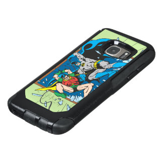 Batman & Robin Shatter Window OtterBox Samsung Galaxy S7 Case