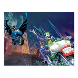 Batman Rogue Rage - 11 Postcard