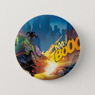 Batman Rogue Rage - 1 6 Cm Round Badge