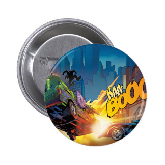 Batman Rogue Rage - 1 6 Cm Round Badge