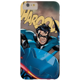 Batman Rogue Rage - 2 Barely There iPhone 6 Plus Case