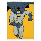 Batman Running Card
