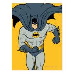 Batman Running Post Cards