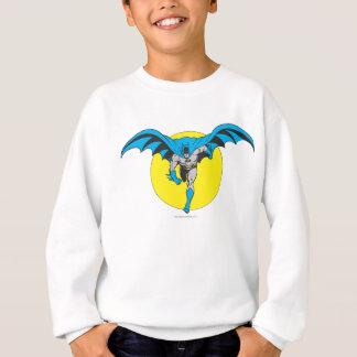 Batman Runs Forward Sweatshirt